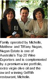 About Nugan Estate Winery