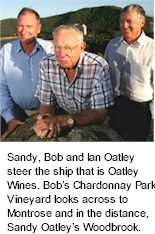 About the Oatley Winery