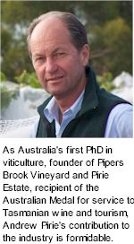 More About Pirie Winery