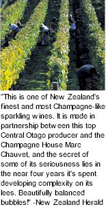 About Quartz Reef Winery
