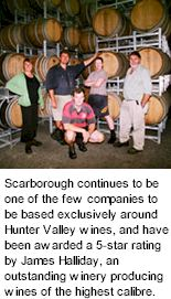 About the Scarborough Winery