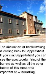 About Seppeltsfield Winery