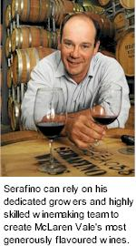 More About Serafino Winery