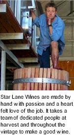 More About Star Lane Winery