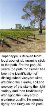 About the Tapanappa Winery