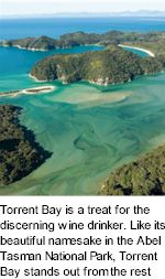 About Torrent Bay Winery
