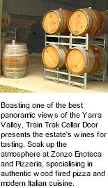 About the Train Trak Winery