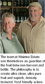More About Waimea Wines