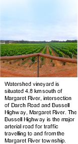 About the Watershed Winery