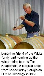 More on the Wicks Winery