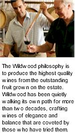 More About Wildwood Wines