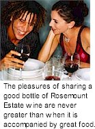 About Rosemount Wines