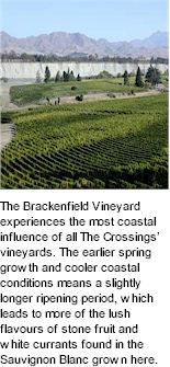 More About The Crossings Winery