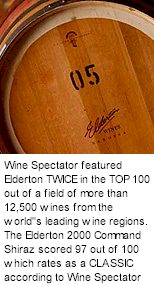 About Elderton Winery