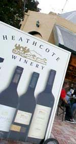 About Heathcote Winery Wines