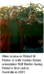 About the Rolf Binder Winery