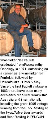 More About Paulett Wines