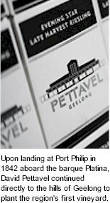 More About Pettavel Wines