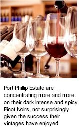 About the Port Phillip Estate Winery