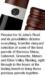 About St Johns Road Wines