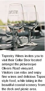 More on the Tapestry Winery