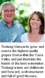 About Toolangi Wines